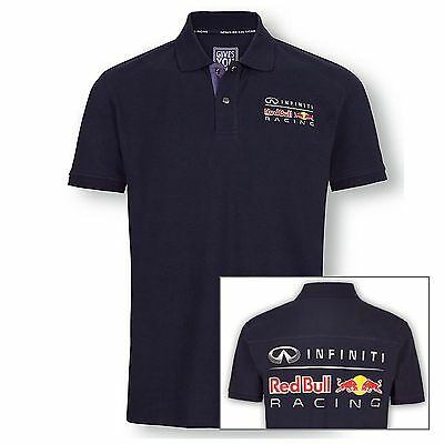 POLO Infiniti Red Bull Racing Poloshirt Formula One 1 F1 Pepe Jeans NEW!