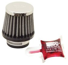 """3.5x4.5/"""" OD Round Tapered K/&N RU-5111 Universal Air Cleaner Assembly"""