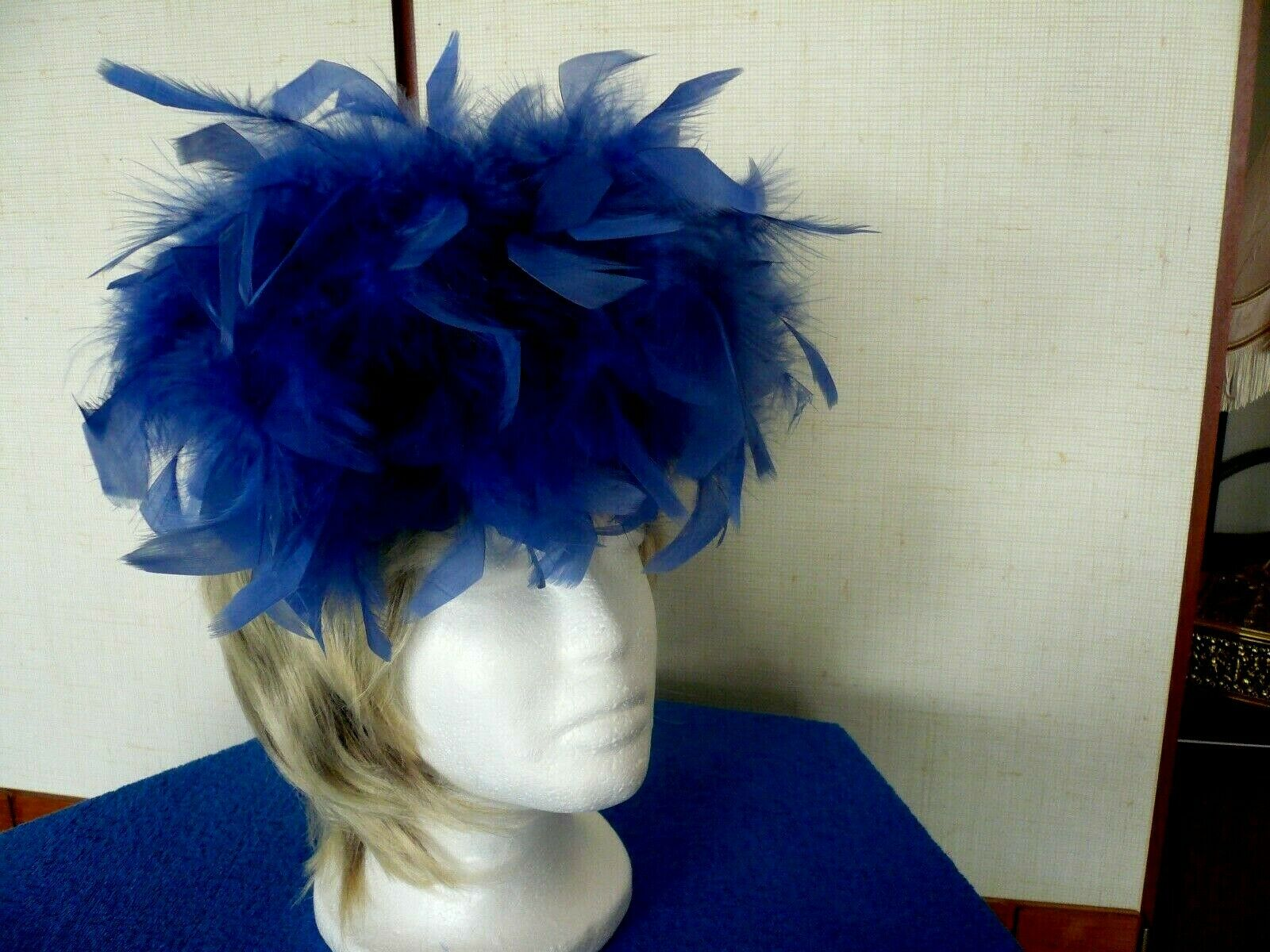 Ladies Hat by C & A :100% Cotton - only worn for promotional photo-shoot...