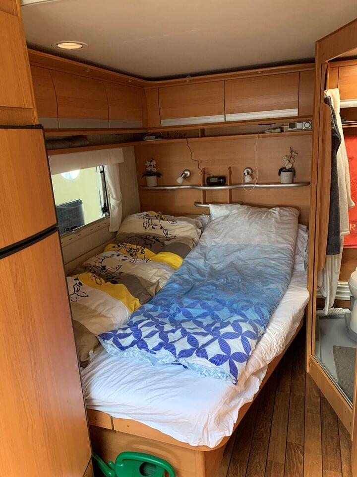 Cabby Comfort 570 + F3, 2012, 1396 kg egenvægt