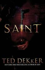 Saint by Ted Dekker (2007, Paperback) The Books of History Chronicles Book 2
