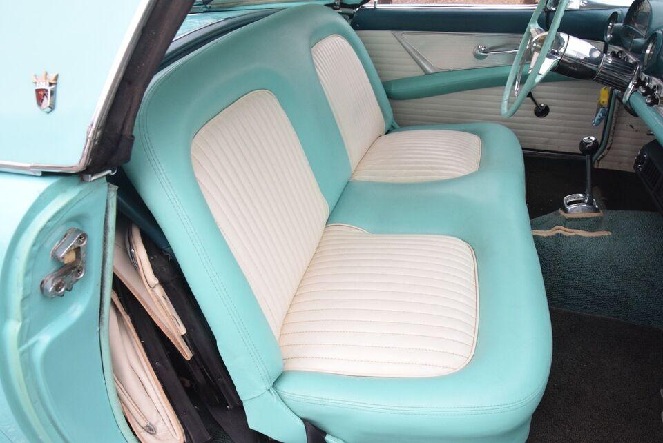 Ford Thunderbird 4,8 V8 Cabriolet aut. Benzin aut.