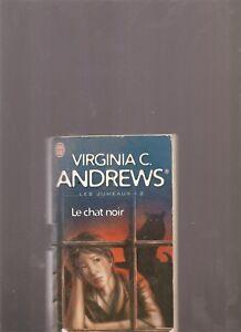Les-jumeaux-Tome-2-Le-chat-noir-de-Andrews-Virginia-C-Livre-d-039-occasion