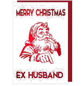 Auguri Di Natale Per Il Marito.Carina Frizzante Effetto Biglietto Auguri Di Natale Per Extra Marito