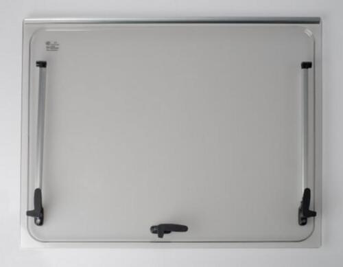 Fenster Seitz Ersatzglas Grau 700x300 Caravan Wohnmobil Zubehör