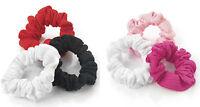 Set of 3 Hair Scrunchies Bobbles Hair Bands Elastics Hair Scrunchy