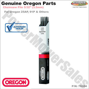 Oregon 5//32 4 mm tronçonneuse fichier FITS STIHL