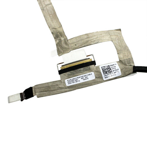 DELL Inspiron 13 5368 5378 5379 LCD Screen Cable 450.07R01.0001 0FTRJC LED sz