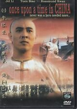 DVD - Once Upon a Time in China (Jet Li) / #5932