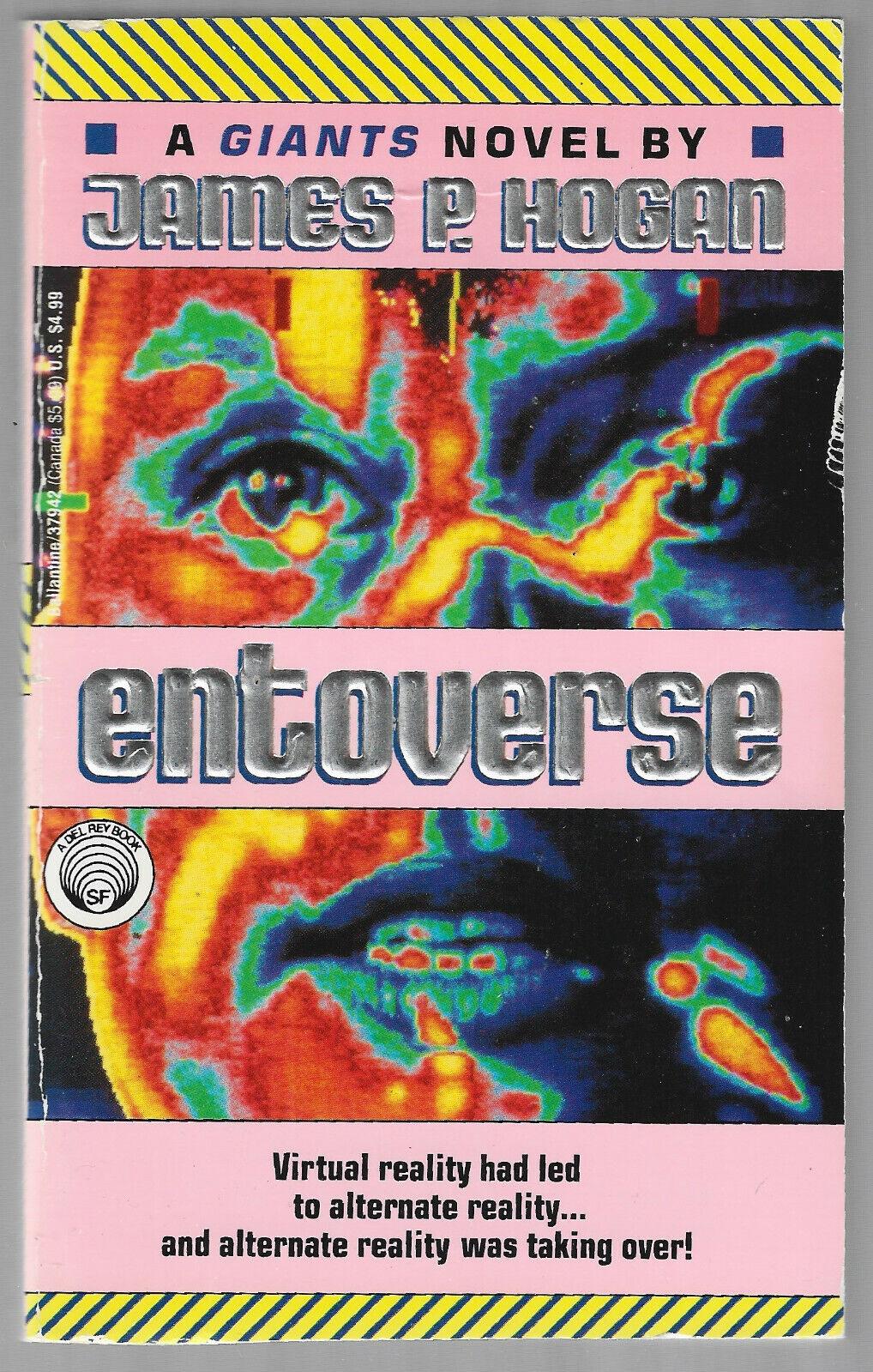 Giants Ser.: Entoverse by James P. Hogan (1992, Mass Market) for ...