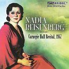 Carnegie Hall Recital, 1947 (CD, Nov-2009, 2 Discs, Bridge)