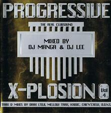 PROGRESSIVE X-PLOSION 4 = Manga/Lee/Spacer/Nero/Kadoc...=2CD= PROGRESSIVE TRANCE