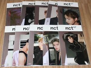 Details about NCT 127 Regular-Irregular SMTOWN GIFTSHOP GOODS 4X6 PHOTO +  POSTCARD SET SEALED
