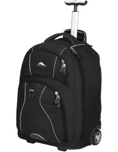 NEW-High-Sierra-HS54065-Freewheel-Backpack-Black