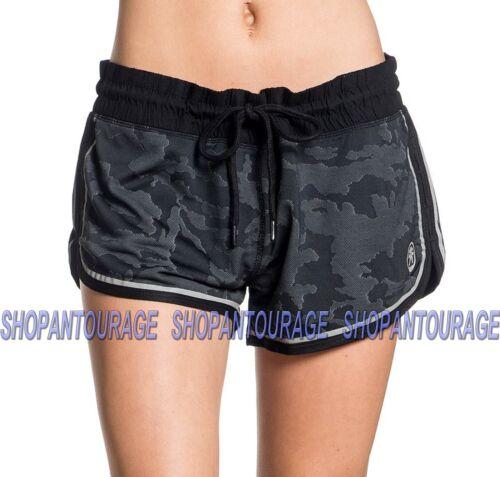 American Fighter By Affliction sombra Trail 332TS002 Nuevo Deporte Pantalones Cortos para Mujer