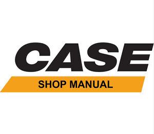 Case 450 465 450ct skid steer workshop repair service manual.