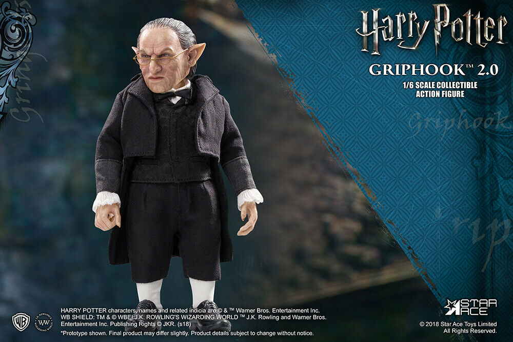 Harry POTTER GRIPHOOK 2.0 versione 1 6 ACTION FIGURE STAR ACE