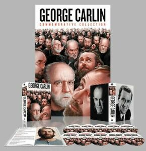 George-Carlin-Commemorative-Collection-10-Disc-DVD-NEW