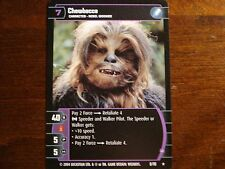 Star Wars TCG ROTJ Chewbacca (J)