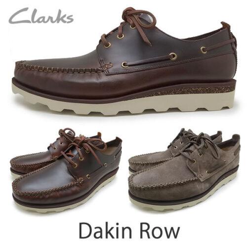 9 Sports Dark 8 G Brown Uk Clarks MensX 5 Dakin Lea 10 Row 5 9 8 SzqGUMVp