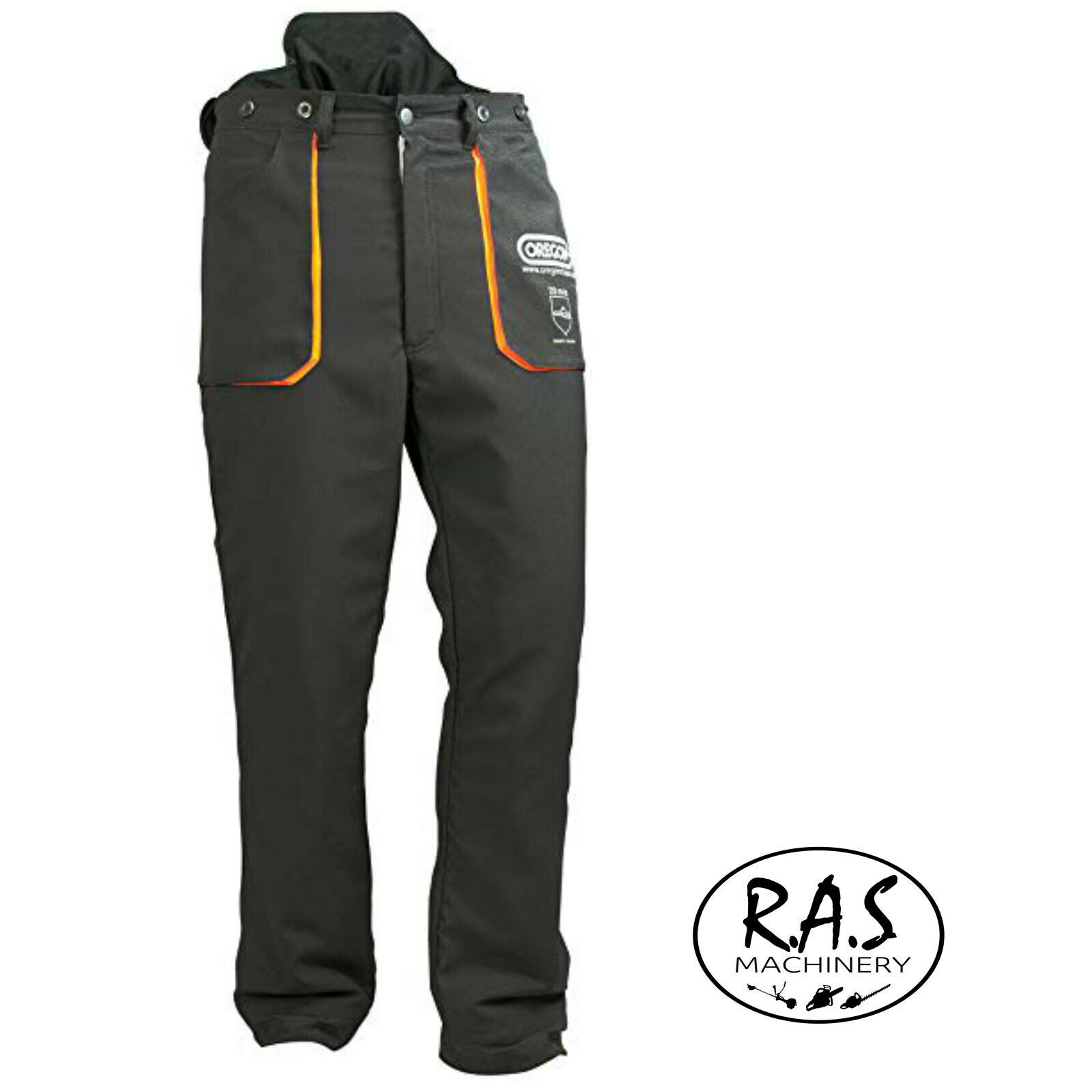 CHAINSAW TROUSERS OREGON YUKON TYPE A  ALL GrößeS AVAILABLE
