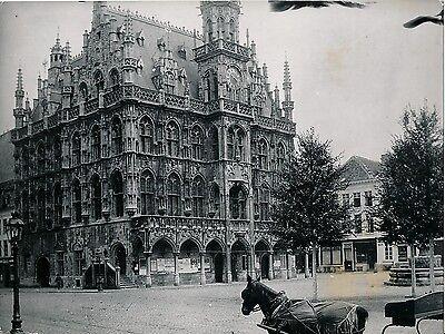 Doelstelling Audenarde C. 1900 - Hôtel De Ville Belgique - Div 11156 Uitstekende (In) Kwaliteit