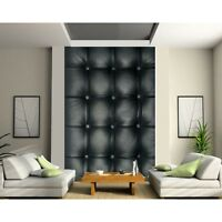 Wall Sticker giant padded Black 501