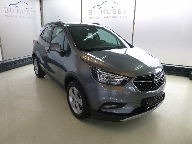 Opel Mokka X 1,6 CDTi 136 Enjoy 5d
