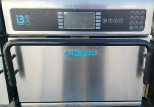 2010-I3-TURBOCHEF-Convection-Microwave-RAPID-COOK-OVEN