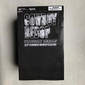 Cowboy Bebop 2.5  Gatchapon Figures Sealed Case of 12