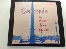 The Modern Jazz Quartet - Concorde (1998) NR MINT CD