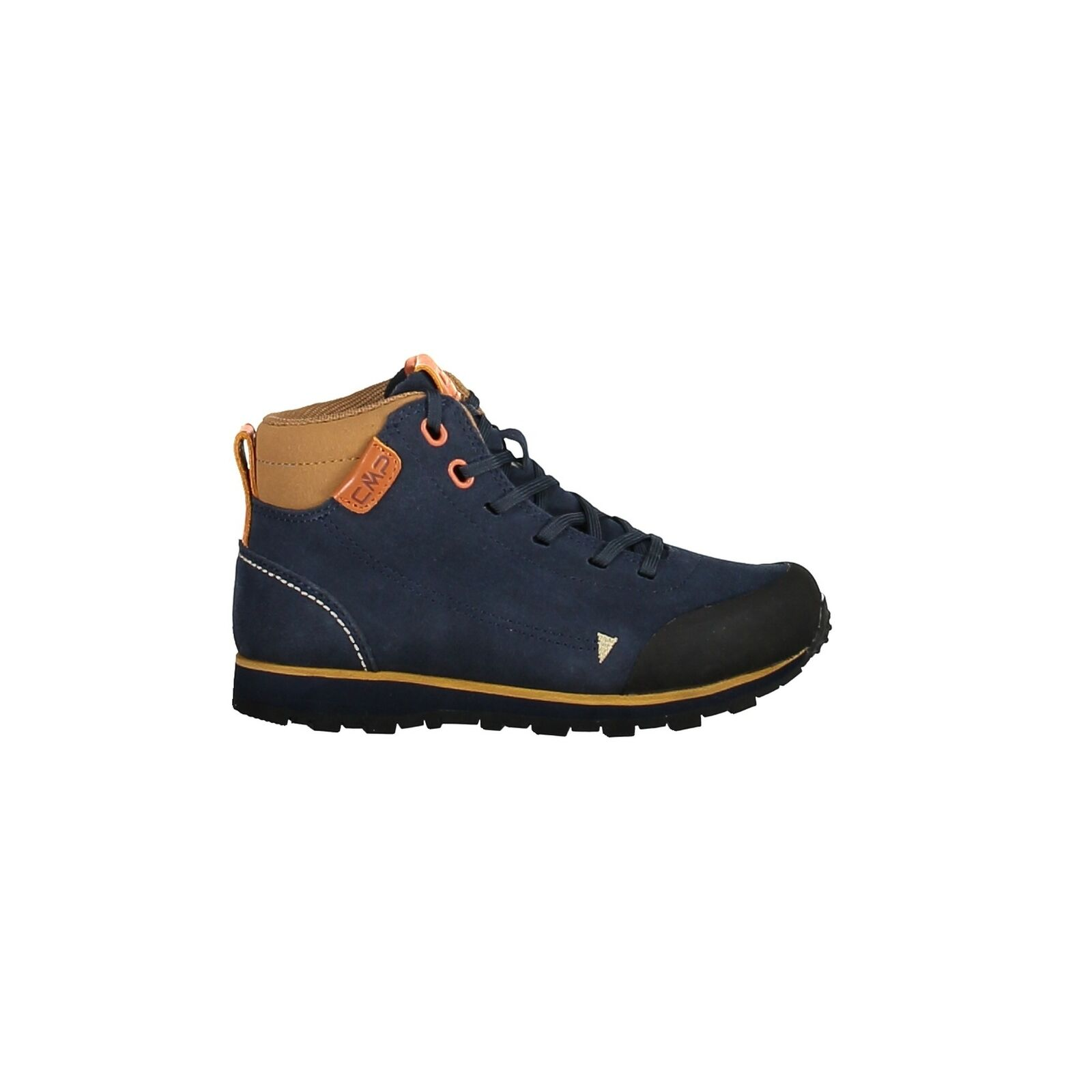 CMP Wanderschuhe Outdoorschuh Kids Elettra Mid Hiking  shoes dunkelblue Unifarben  official website