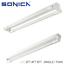 2ft-4ft-5ft-6ft-LED-Tube-Fluorescent-light-Batten-Fitting-single-double-office thumbnail 1