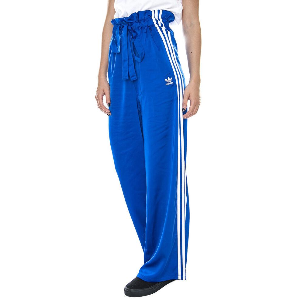 Adidas Track Pants - Collegiate Royal - Pantaloni Donna Blue