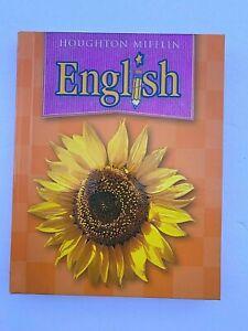Details about Houghton Mifflin ENGLISH Student Textbook GRADE 2 - 2nd Grade