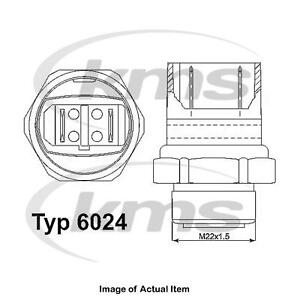 New-Genuine-WAHLER-Radiator-Cooling-Fan-Temperature-Switch-6024-95D-Top-German-Q