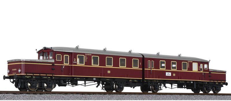 Liliput HO 133502 Akku-Triebwagen, 2-teilig, DB   Neuware