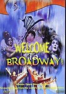 Welcome to Broadway! | DVD | stato bene