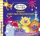 Brändle, B: Glucksi zieht nach Monsterstadt/CD von Benjamin Brändle und Bine Brändle (2013)