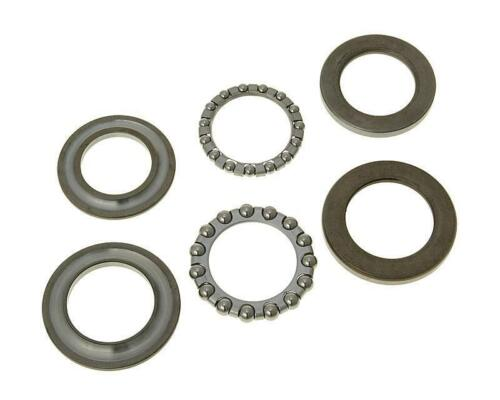 Steering Head Bearing Set for Peugeot Kisbee Vivacity 3 Speedfight 3 2t 4t 50cc