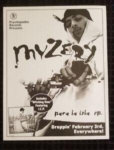 Myzery-Pychopathic-Records-White-Flyer-insane-clown-posse-project-born-icp-abk