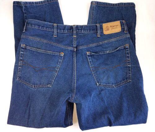 30 38 Taille Salopette Pantalon Hommes Denim Inseam Taille Jeans Bleu Voyage gqavwH7Y