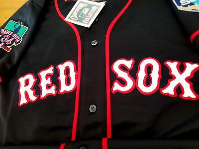 Boston Redsox #34 David Ortiz Dual