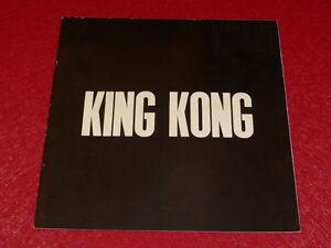 Coll-R-JEAN-MOULIN-ART-XXe-MARIANO-HERNANDEZ-CATALOGUE-EXPO-KING-KONG-EO-1969