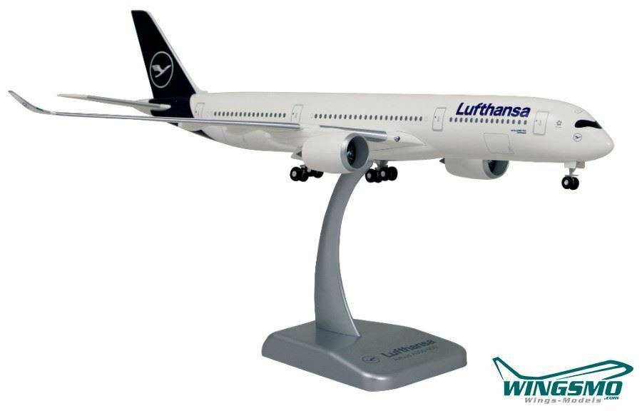 Limox Wings Lufthansa Airbus a350-900 NEW LIVERY lw200dlh001