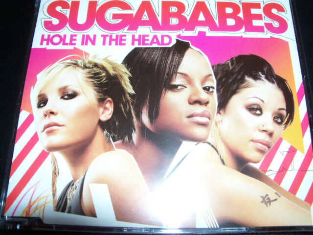 Sugababes Hole In The Head Enhanced (Australia) CD Single - Like New