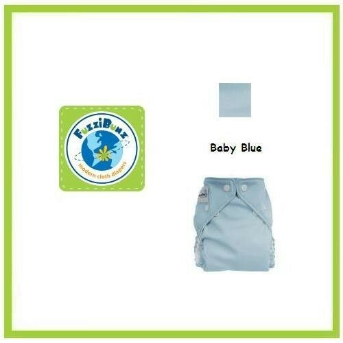 Fuzzi Bunz Wet Tote Bag For Cloth Diapers or Clothing Your Choice of 4 Colors