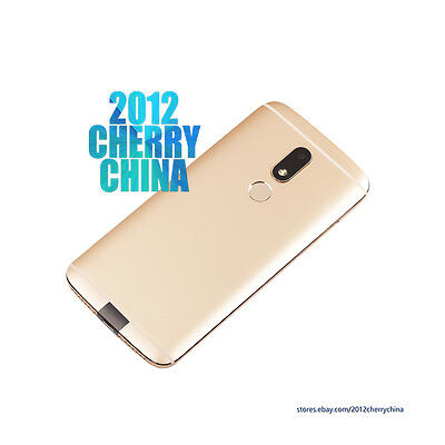 For Motorola Moto M Dual XT1663 XT1662 Battery Back Cover Door Replace Gold  | eBay