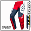 FOX-180-PRZM-Pantaloni-motocross-21729-248-red-blue-white-rosso-blue-bianco miniatura 1