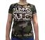 Tunnel-Shirt-034-UNDERGROUND-RULEZ-034-Camouflage-Girls-Groesse-M Indexbild 1